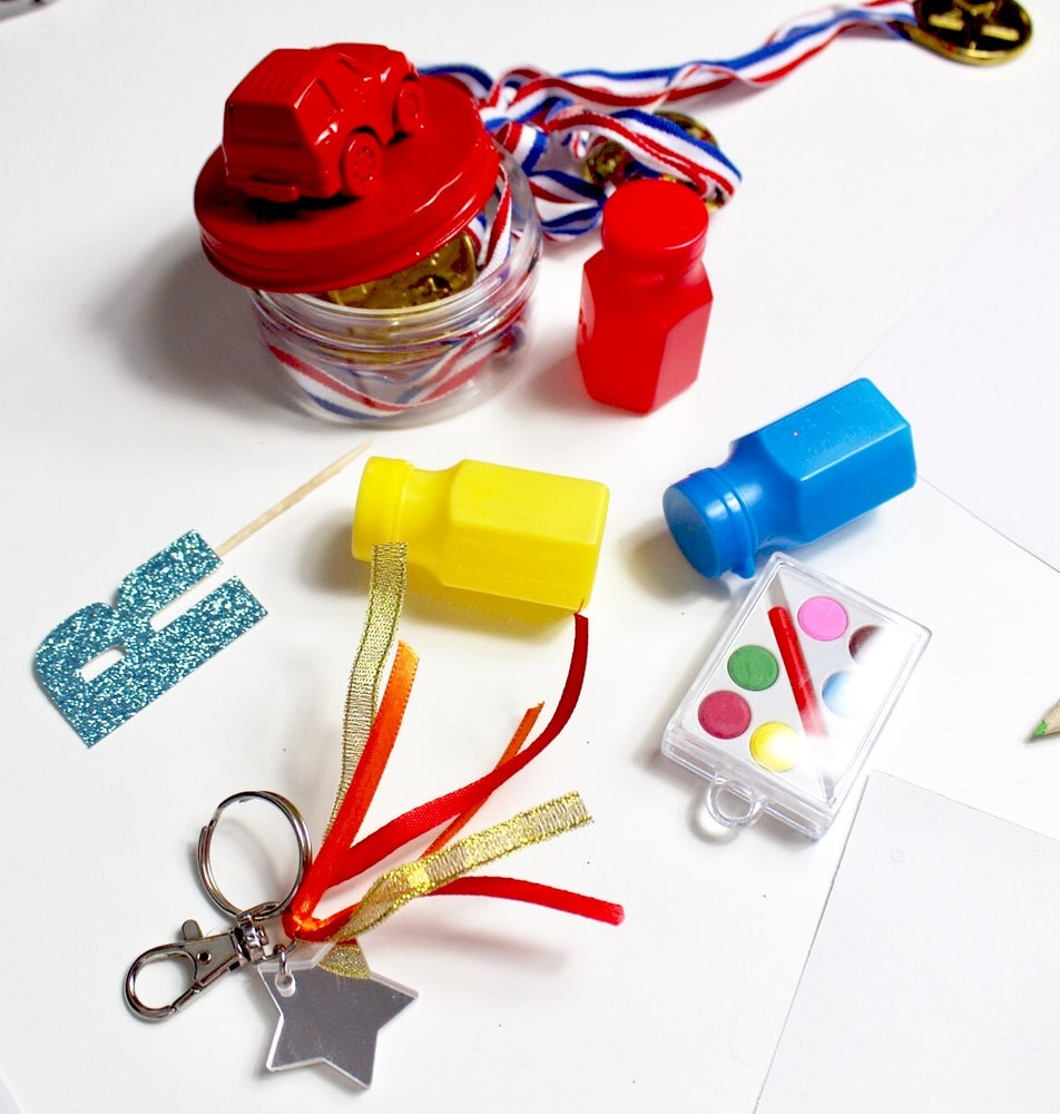 Image of Party gifts and bag fillers