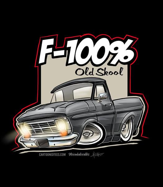 Image of '68F100% black
