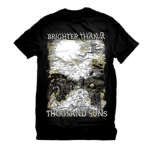 Image of Wolves and the Apocalypse Printed Tee