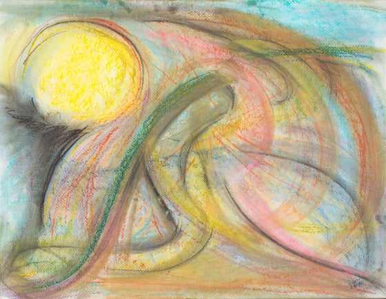 Image of Rising Sun Print