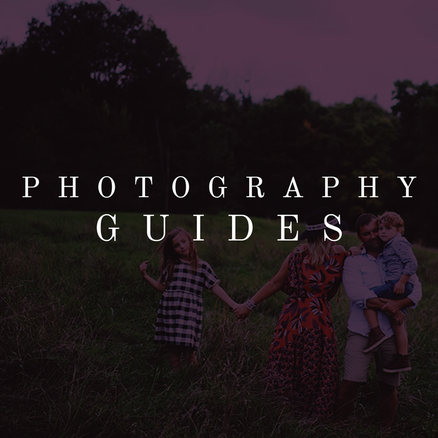 Image of Family Photography Workshop Guide v3.0 2017