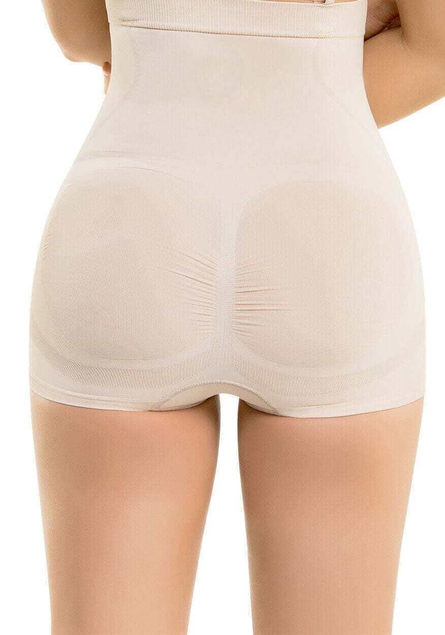 Image of 1580 - SEAMLESS UNDERBUST BODY SHAPER IN BOYSHORT