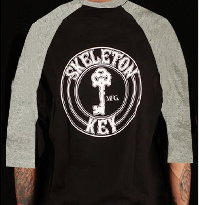 Image of SK Factory Dot Raglan