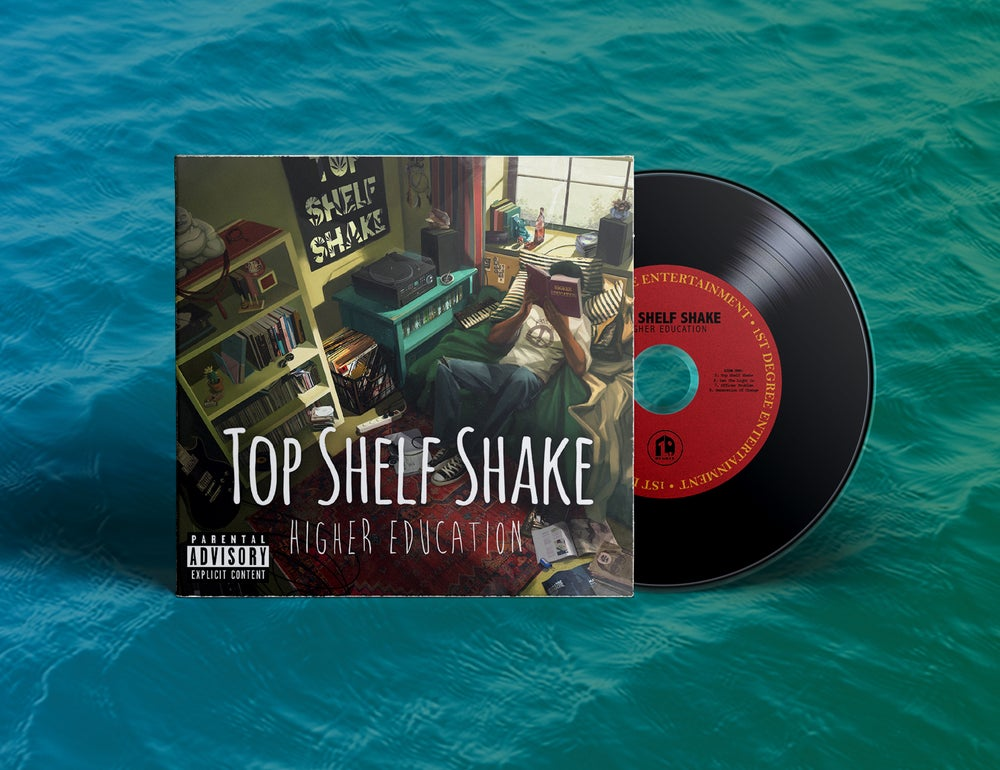 Image of Higher Education - Top Shelf Shake Album