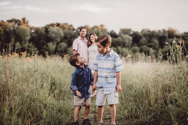 Image of Family Portrait Session