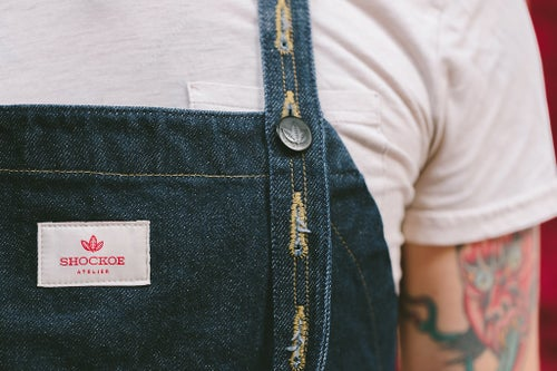 Image of Deadstock Grill Apron