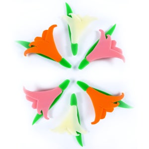 Image of Lily Brooch