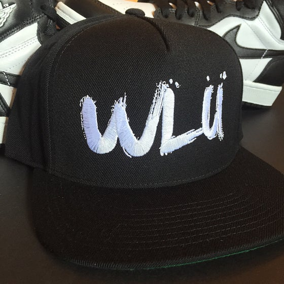 Image of WLU Brush SnapBack