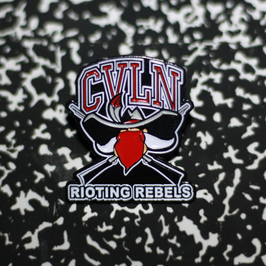 Image of Rioting Rebel Pin