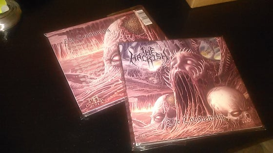 Image of The Consuming CD full length