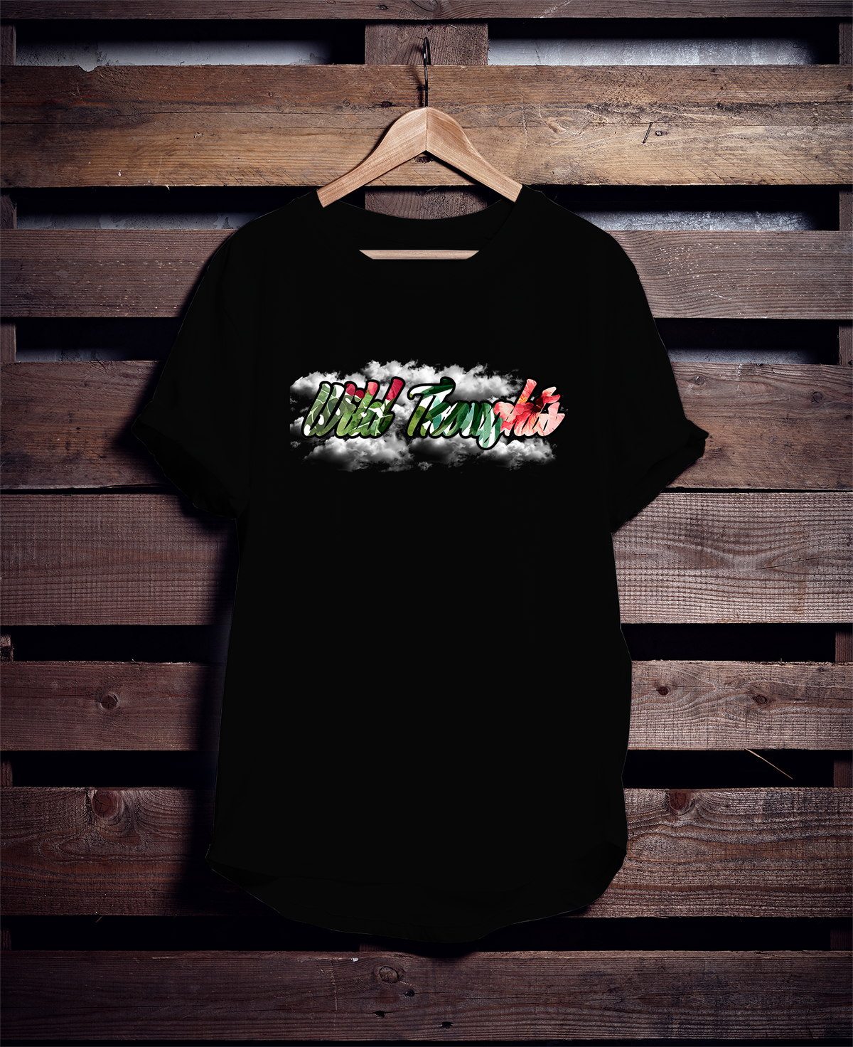 Image of Wild Thoughts Tee