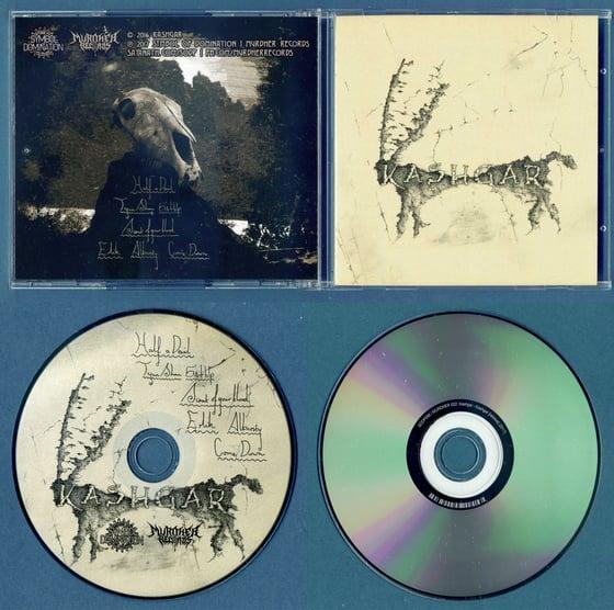 Image of Kashgar 2017 CD-issue
