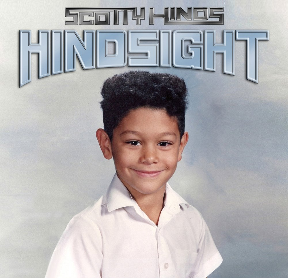 "Image of Scotty Hinds ""Hindsight"" CD"