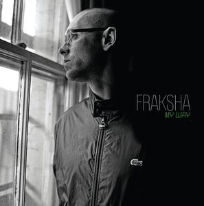 """Image of Fraksha """"My Way"""" CD"""