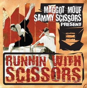 "Image of Maggot Mouf & Sammy Scissors ""Runnin with Scissors"" CD"