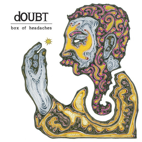 "Image of dOUBT ""Box of Headaches"" CD"