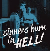 Image of Back In Stock. LP V.A. : Sinners Burn In Hell Vol 2.
