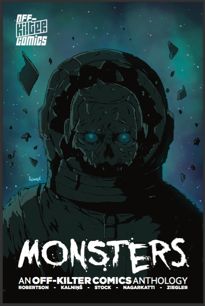 Image of Monsters: An Off-Kilter Comics Anthology