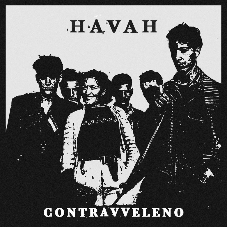 Image of Havah - Contravveleno CD (MDR017)