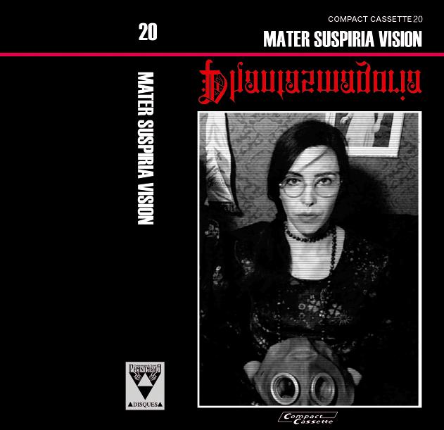 Image of [LIMITED 11] MATER SUSPIRIA VISION - Phantasmagoria Cassette (Black Edition B: Diane Design)