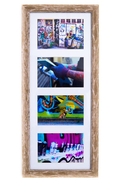 Image of 'Urban Shutterbug' Framed Photo Collection.