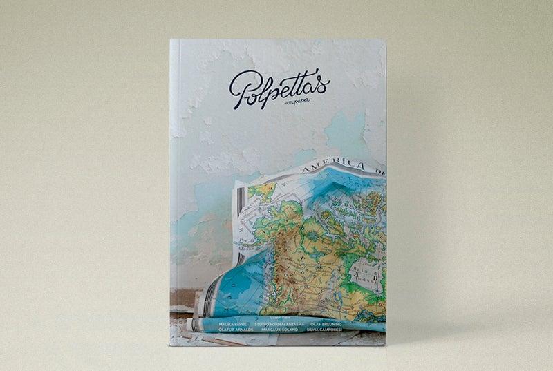 Image of Magazine Polpettas On Paper #2