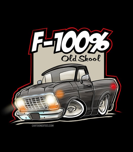 Image of '78 F100% Black