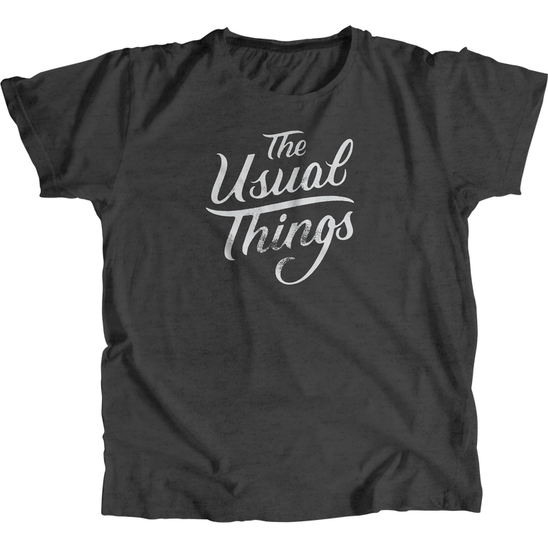 Image of Hand-lettered Logo Tee