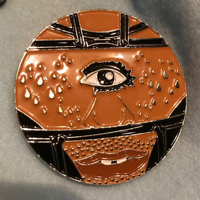Image of Majestic Enamel Pin