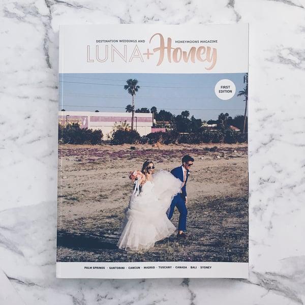 Image of Luna + Honey Issue One | Australia