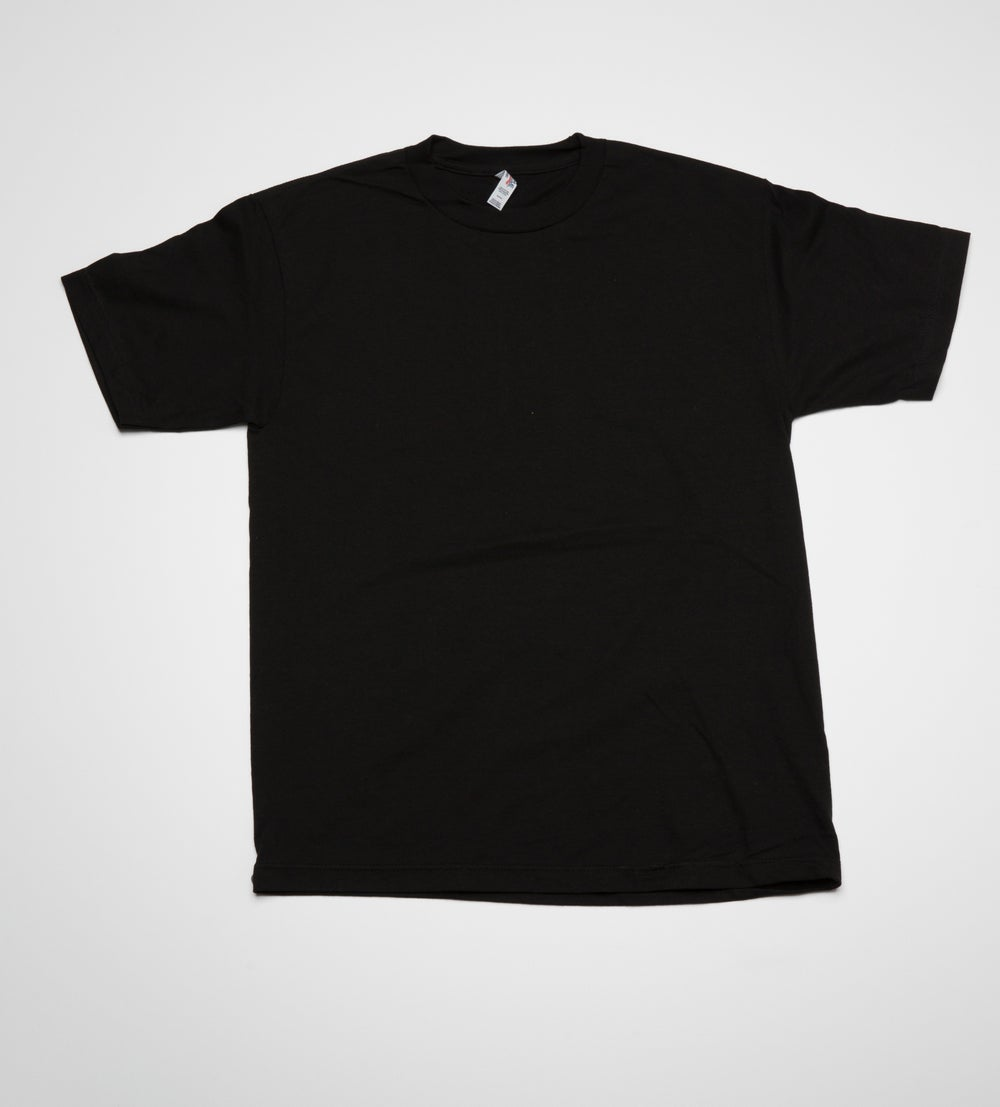 Image of pure hard diane tshirt black