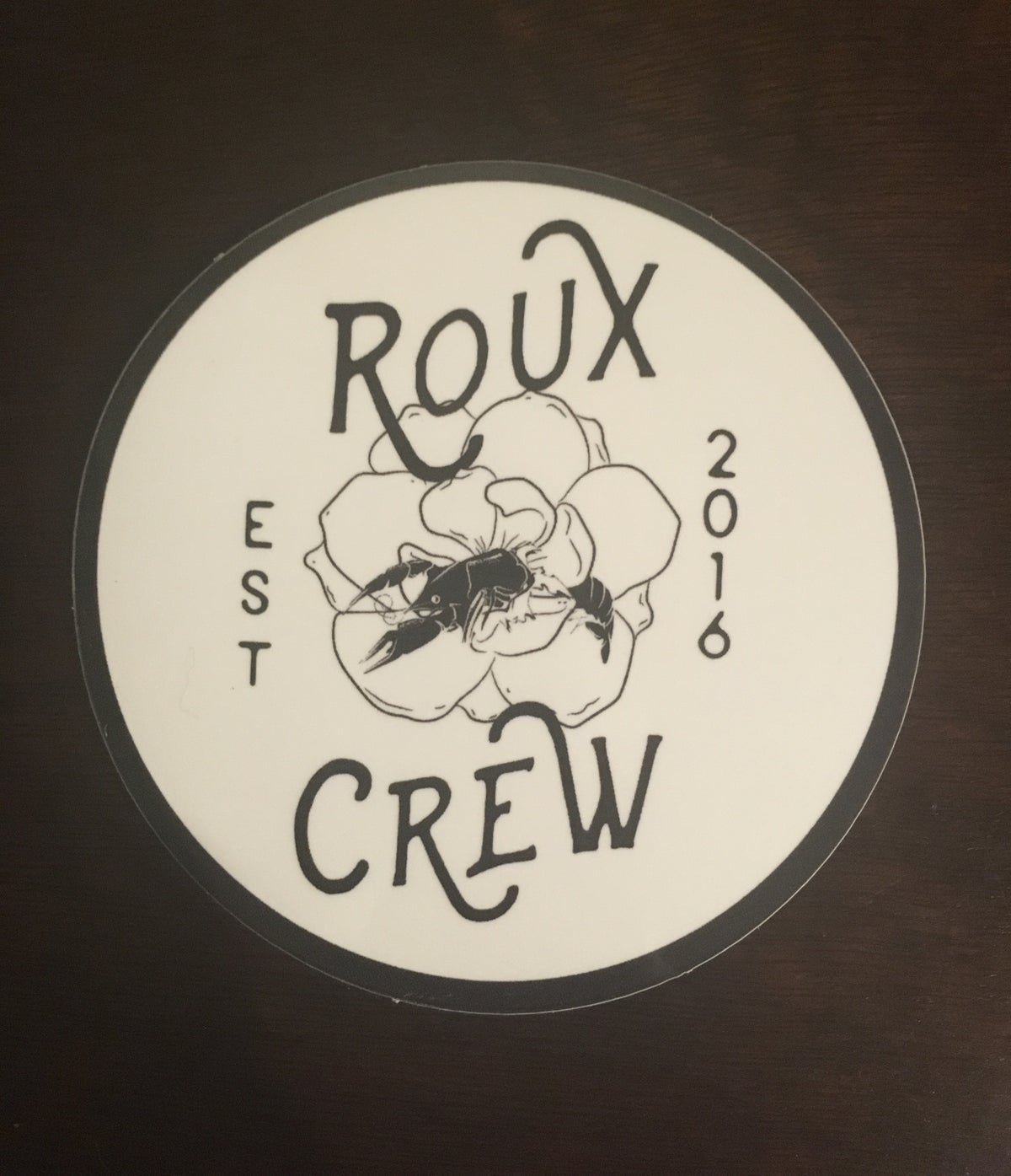 Image of Roux Crew | Sticker