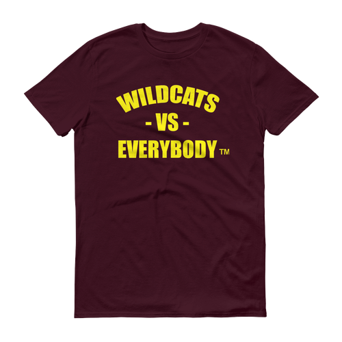 Image of Wildcats -VS- Everybody (Maroon or Black)