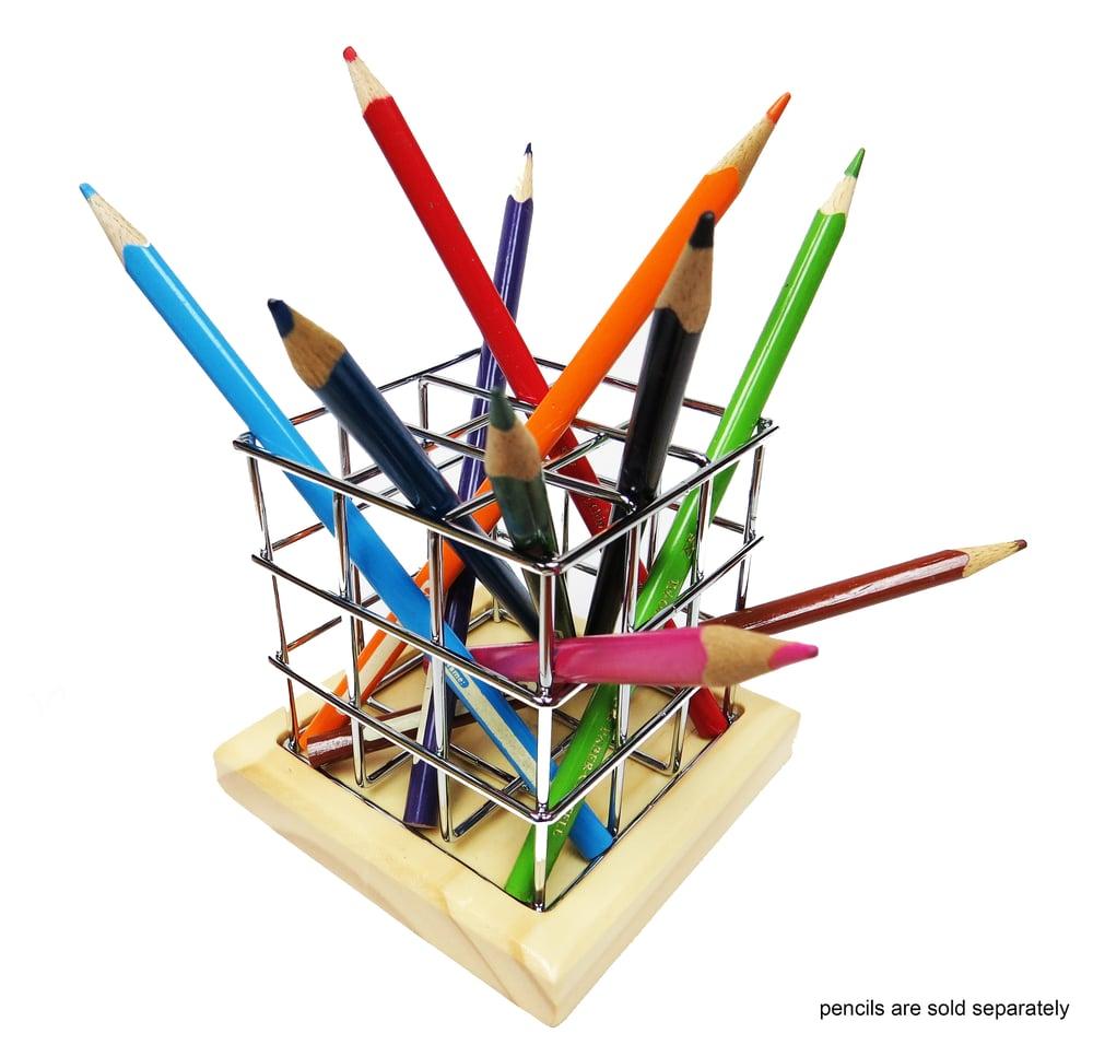 Image of Multi Square Pen Stand