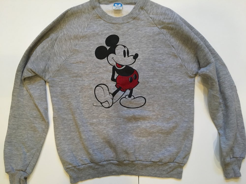 Image of Classic Mickey Mouse Sweatshirt