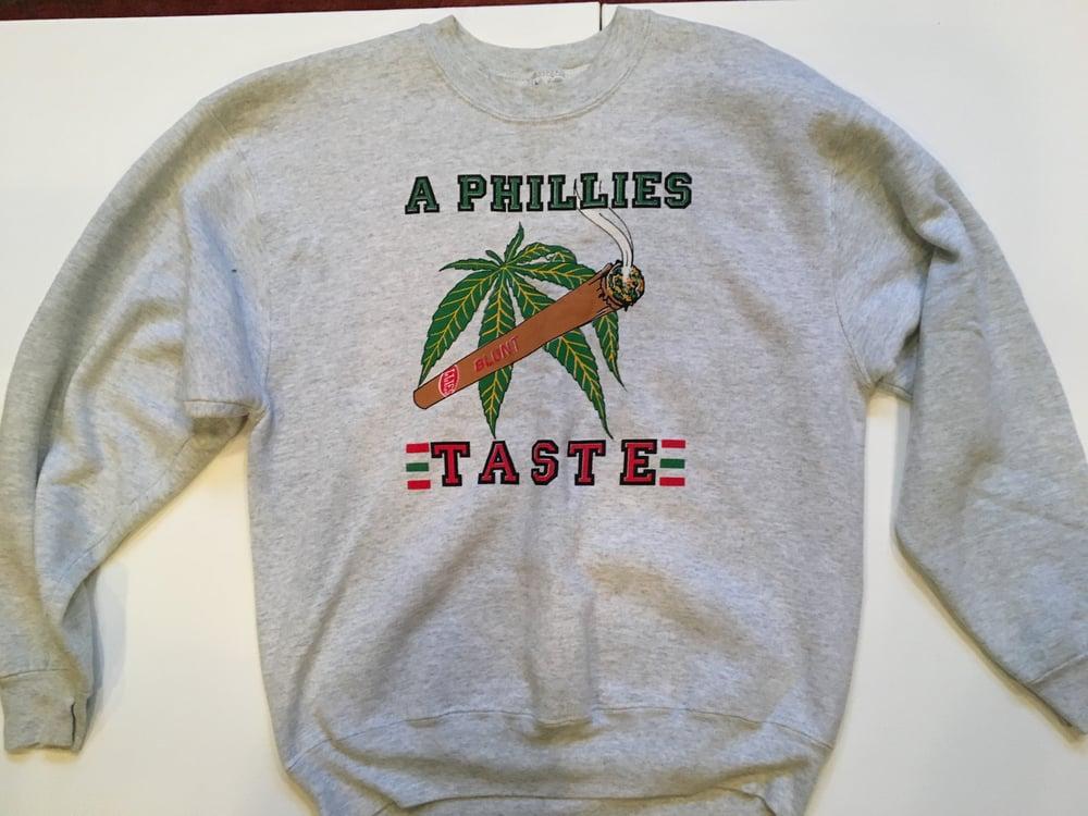 Image of Classic Phillies Blunt Sweatshirt