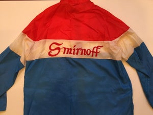Image of Vintage Smirnoff Windbreaker