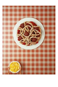 Image of Spaghetti hoops