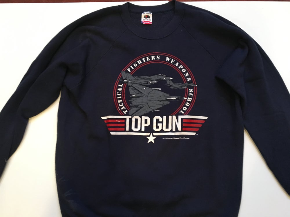 Image of Vintage Top Gun Sweatshirt