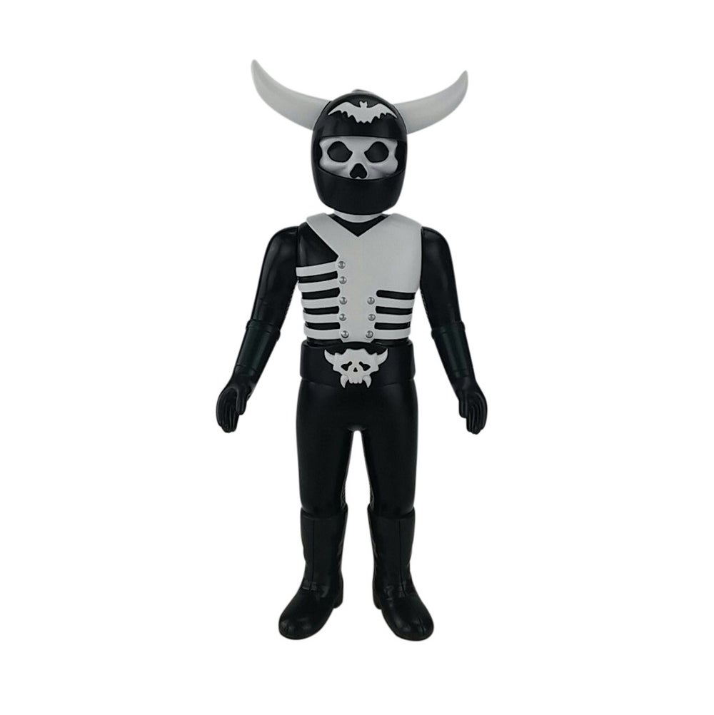 Image of SKELETON SPECTRE SOFT VINYL FIGURE