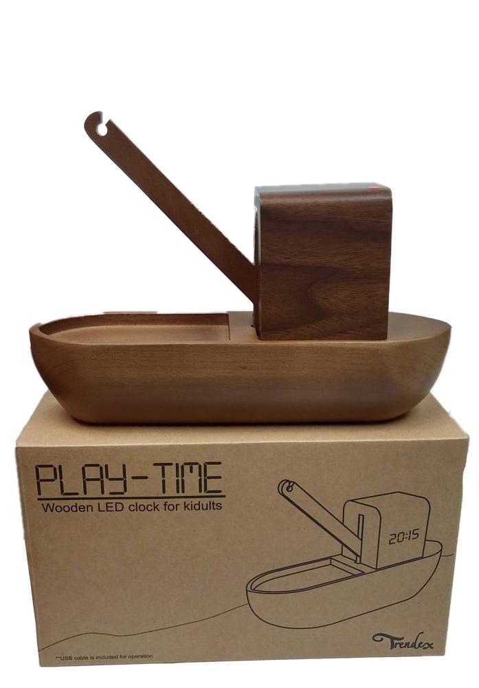 Image of Time Ship