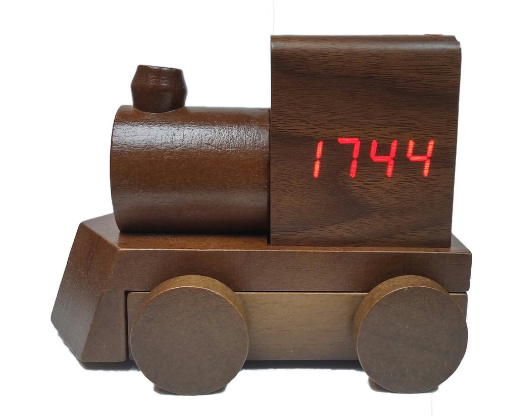 Image of Time Train