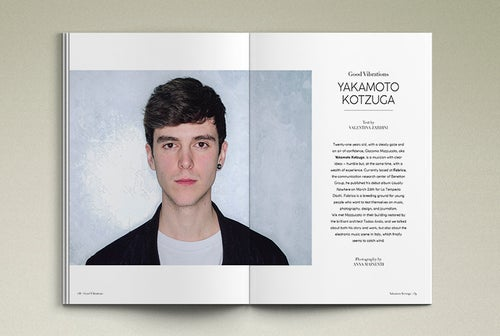 Image of Magazine Polpettas On Paper #ZERO