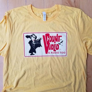Image of Count Video Shirt