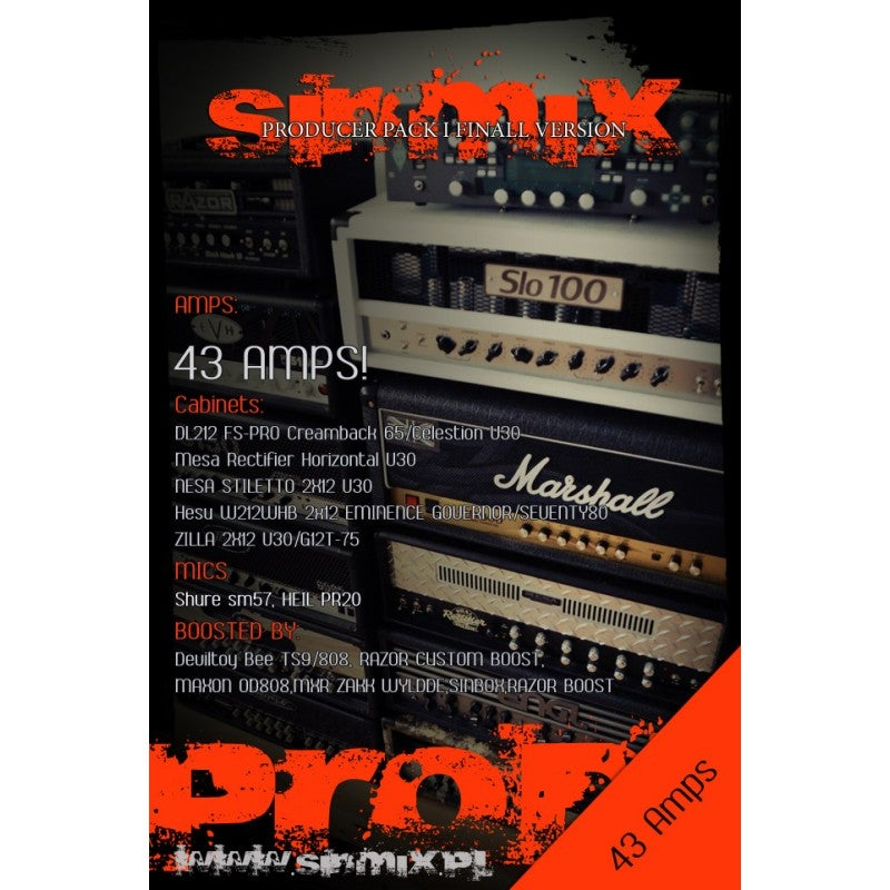 Image of SinMix Producer Pack I