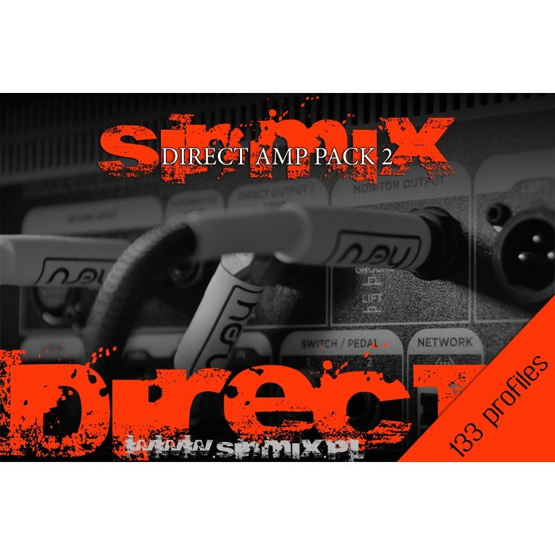 Image of SinMix Direct Amp Pack