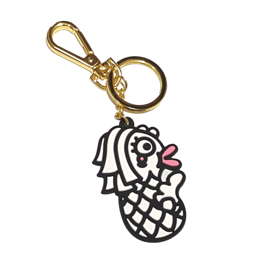 Image of Hello Merlion Keychain