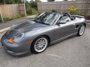 Image of Porsche Boxster S 3.2 Aerokit II, 986 Gen1, Seal Grey, 6 Speed, BBS, VERY RARE