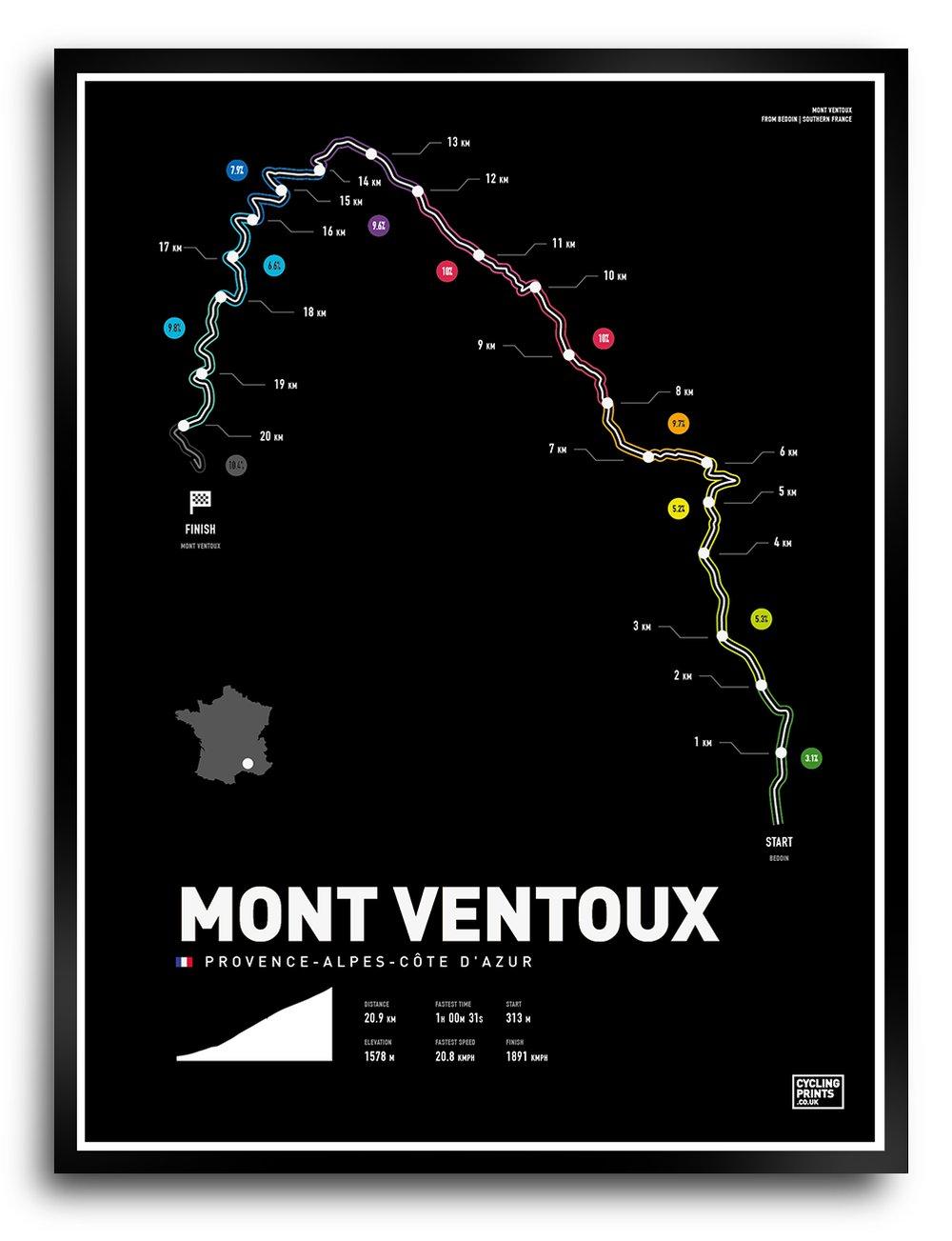 Image of Mont Ventoux | Art Print