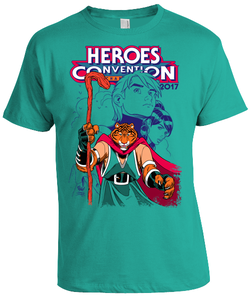 Image of HeroesCon 2017 Tellos T-Shirt